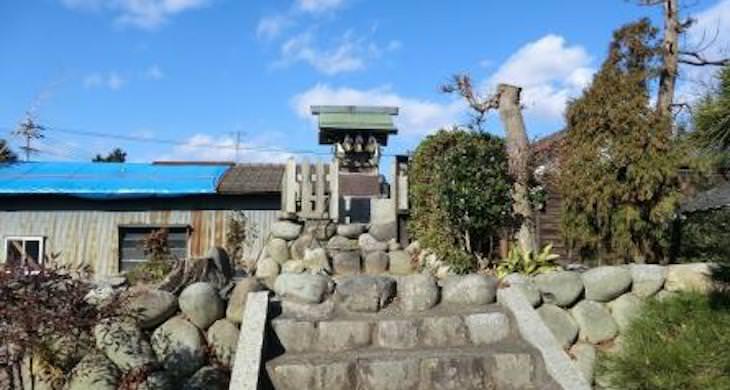 白山神社(塩喰)